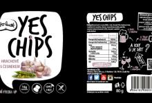 Etiketa Yeschips