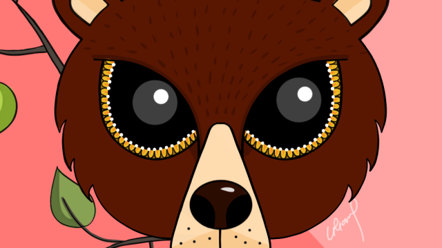 Children ilustration_bear